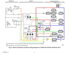 wiring diagram 5 ton goodman heat pump circuit and schematic manual honeywell español at Honeywell Furnace Wiring Diagram