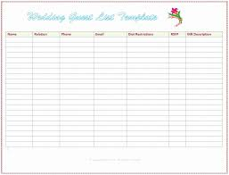 Contact List Template Pdf Beautiful Free To Do List Template