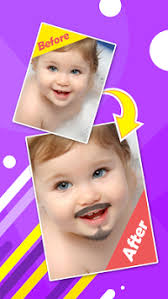 makeup plus beard and mustache apk screenshot