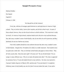 example of speech essay com  example of speech essay 11 examples