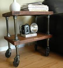 steampunk inspired furniture. Beautiful Inspired 308 Vintage Industrial End Table If You Like This Then Check Out My Shop  For One Inside Steampunk Inspired Furniture