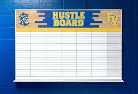Team Goal Boards Team Fitz Graphics