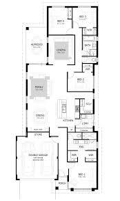 Floor plan design Easy Floorplan Preview Pinterest 12 Metre Wide Home Designs Celebration Homes