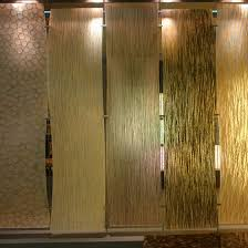 new acrylic panel for wall partition
