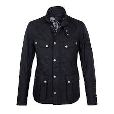 Buy Barbour International Ariel Quilted Jacket, Black Online at ... & Buy Barbour International Ariel Quilted Jacket, Black Online at  johnlewis.com Adamdwight.com