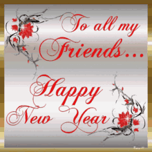 Share the new year 2021 quotes with your friends, lover, parents, grandparents, girlfriends, teachers, boss and. Friends New Year Gifs Tenor
