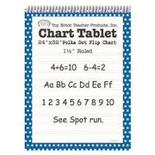 Cheap Chart Paper For Teachers Chart Paper Chart Tablets For Teachers