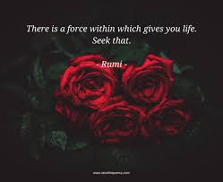 Rumi Quotes On Life Unique 48 Rumi Quotes On Love Life Friendship Tears Peace And Self