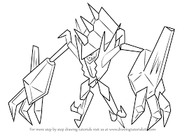 Image Result For Pokemon Ultra Sun And Moon Coloring Pages Images