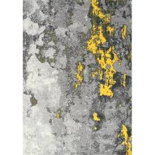 yellow gray area rug abstract expression gray yellow area rug yellow and grey area rug target