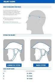 100 Status Helmet Size Chart Giant Gnt 100 Status Full Face Helmet Www