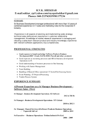 Business Development Manager Resume Updated business development manager resume 100 26