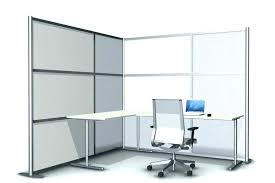 office room dividers. Exellent Dividers 8 Ft Tall Room Divider Office Dividers Extra Partitions L  Shaped Partition Foot  In