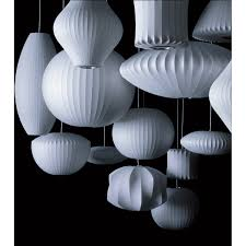 George Nelson Bubble Pendant - Lantern  click to view full-size image