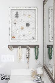 Jewelry Organizer Diy Top 25 Best Diy Jewelry Organizer Ideas On Pinterest Diy