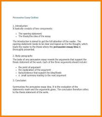 outline to an essay address example outline to an essay essay outline template 27 jpg