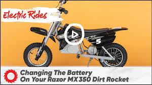 Mx350 Dirt Rocket