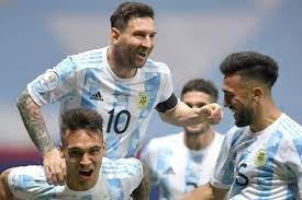 Argentina Vs Brazil: Copa America Final ...