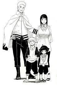 Naruto Uzumaki Hinata Hygua Family Guide Book 2 By Kmvw On Deviantart