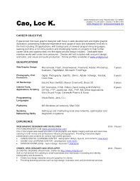 Career Objective For Resume Computer Engineering Free Resume