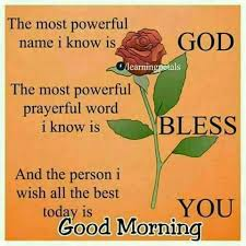 God Bless Quotes Simple Floral God Bless You Quote For A Good Morning Morning Pinterest