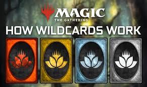 How Mtg Arena Wildcards Work Updated 2019