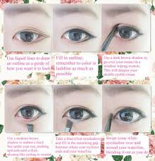 see full tutorial for ulzzang makeup here