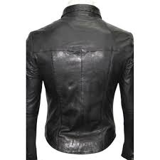 men s gents black real leather shirt jacket4 800x800 jpg