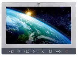 <b>Видеодомофон Space Technology ST M100 7</b> (S) White - Чижик