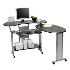 folding computer desk corner