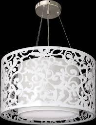 unique lighting fixtures for home. Modren Home Three Light Nickel Drum Shade SemiFlush Mount Intended Unique Lighting Fixtures For Home