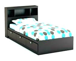 Twin Xl Bed Frame With Drawers Twin Bed Frame With Storage Awesome ...
