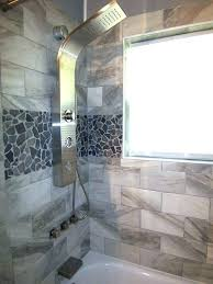 stone shower cleaner stone shower cleaner stone shower bathroom pebble mosaic tile bathroom beautiful on with stone shower cleaner