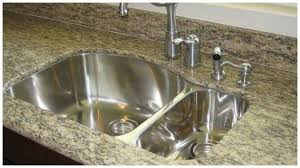 10 mesmerizing examples of best undermount kitchen sinks for granite