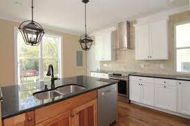 Wrap Around Kitchen Cabinets Craftsman Style Home Builders Raleigh Stanton Homes