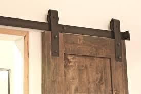 Doors: Lowes Door Hardware   Barn Door Roller Kit   Barn Door ...