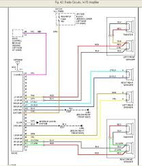 2000 chevy silverado radio wire diagram wiring diagram and schematic Chevy Radio Wiring Diagram wiring diagram for chevy silverado 2000 radio readingrat net chevy truck radio wiring diagram