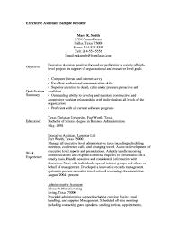 Office Assistant Resume Sample Pdf Administrative Objectiv Sevte