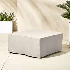 Cover for outdoor furniture Rectangular Element Waterproof Square Coffee Table Cover Cb2 Outdoor Furniture Covers Cb2