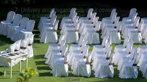 16 easy wedding chair decoration ideas twis weddings