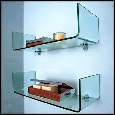 cool glass shelf corner shower holder bathroom accessories shelves design