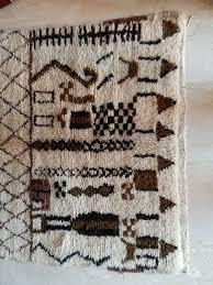 moroccan rug 30 off azilal rug brown rug beni ourain rug morrocan rug beni ourain rug nursery rug bedroom rug living room rug vaz14 zayania