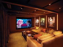 Home Theatres Designs Custom Inspiration Design