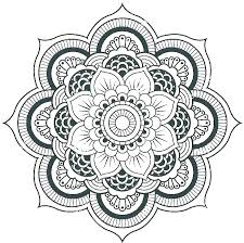 Coloring Pages Of A Flower Coloring Pages Flowers Pdf Audiczinfo