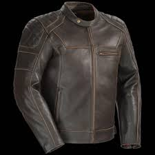 cortech dino retro motorcycle jacket