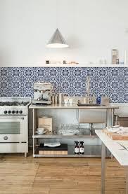brilliant patterned kitchen tile blue and white wall my web value kitchenwall wallpaper for your backsplash blind splashback bin roll roller uk flooring
