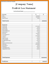 Business Plan Financial Projections Template Excel Month