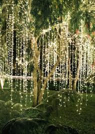 Wedding Tree Lights Easy Diy Outdoor Christmas Lighting Hacks 2 Wedding
