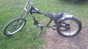 schwinn stingray occ chopper bicycle orange county black chrome 20