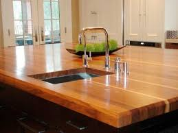 alluring butcher block and wood countertops butcher block slab